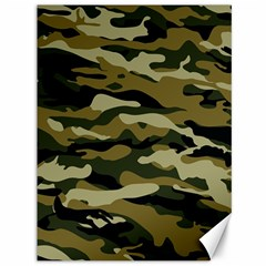 Military Vector Pattern Texture Canvas 36  x 48