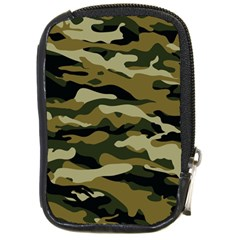 Military Vector Pattern Texture Compact Camera Cases