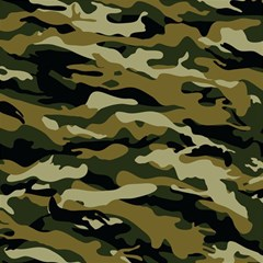 Military Vector Pattern Texture Magic Photo Cubes