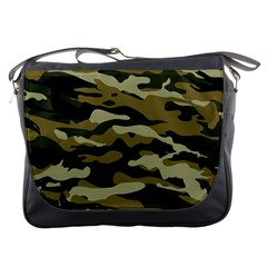 Military Vector Pattern Texture Messenger Bags