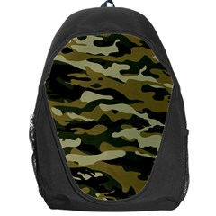 Military Vector Pattern Texture Backpack Bag