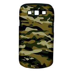 Military Vector Pattern Texture Samsung Galaxy S Iii Classic Hardshell Case (pc+silicone)