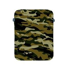 Military Vector Pattern Texture Apple Ipad 2/3/4 Protective Soft Cases