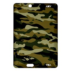 Military Vector Pattern Texture Amazon Kindle Fire Hd (2013) Hardshell Case