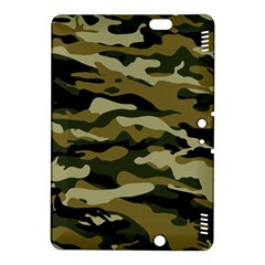 Military Vector Pattern Texture Kindle Fire Hdx 8 9  Hardshell Case