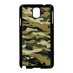 Military Vector Pattern Texture Samsung Galaxy Note 3 Neo Hardshell Case (black)