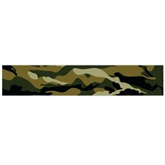 Military Vector Pattern Texture Flano Scarf (large)