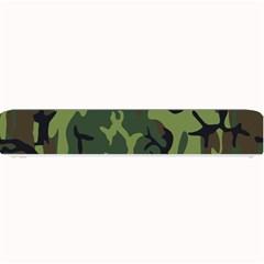 Military Camouflage Pattern Small Bar Mats