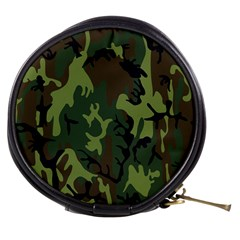 Military Camouflage Pattern Mini Makeup Bags