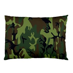 Military Camouflage Pattern Pillow Case (Two Sides)