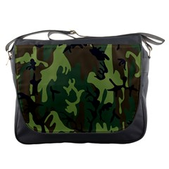 Military Camouflage Pattern Messenger Bags