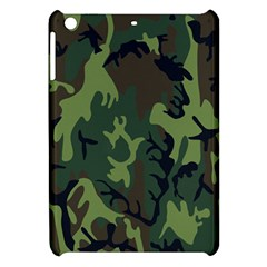 Military Camouflage Pattern Apple Ipad Mini Hardshell Case