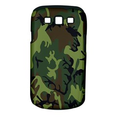 Military Camouflage Pattern Samsung Galaxy S III Classic Hardshell Case (PC+Silicone)