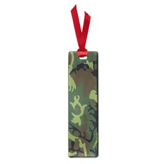 Military Camouflage Pattern Small Book Marks
