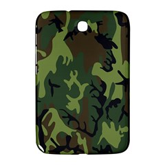 Military Camouflage Pattern Samsung Galaxy Note 8.0 N5100 Hardshell Case
