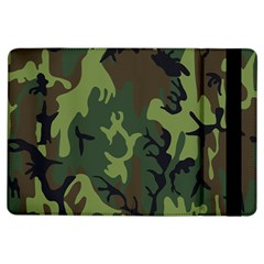 Military Camouflage Pattern Ipad Air Flip