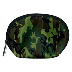 Military Camouflage Pattern Accessory Pouches (medium)
