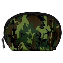 Military Camouflage Pattern Accessory Pouches (large)
