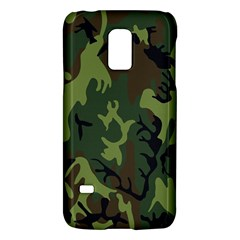 Military Camouflage Pattern Galaxy S5 Mini