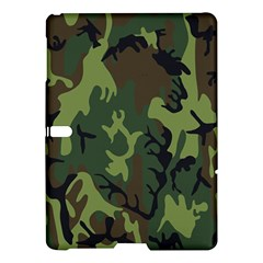 Military Camouflage Pattern Samsung Galaxy Tab S (10.5 ) Hardshell Case