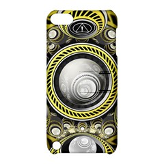 A Cautionary Fractal Cake Baked for GlaDOS Herself Apple iPod Touch 5 Hardshell Case with Stand