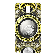 A Cautionary Fractal Cake Baked for GlaDOS Herself Samsung Galaxy Note 3 N9005 Hardshell Back Case