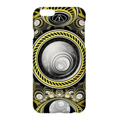 A Cautionary Fractal Cake Baked for GlaDOS Herself Apple iPhone 6 Plus/6S Plus Hardshell Case