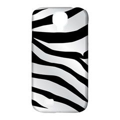 White Tiger Skin Samsung Galaxy S4 Classic Hardshell Case (pc+silicone)
