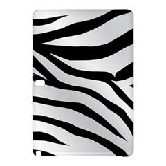 White Tiger Skin Samsung Galaxy Tab Pro 10 1 Hardshell Case