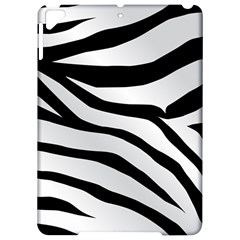 White Tiger Skin Apple Ipad Pro 9 7   Hardshell Case