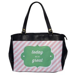 Today Will Be Great Office Handbags
