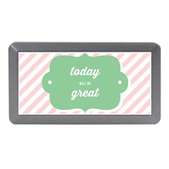 Today Will Be Great Memory Card Reader (Mini)