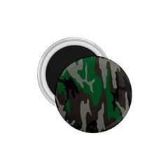 Army Green Camouflage 1.75  Magnets