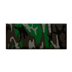 Army Green Camouflage Cosmetic Storage Cases