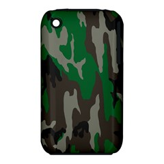 Army Green Camouflage iPhone 3S/3GS