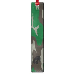 Army Green Camouflage Large Book Marks