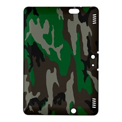 Army Green Camouflage Kindle Fire HDX 8.9  Hardshell Case