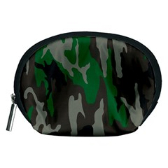 Army Green Camouflage Accessory Pouches (medium)