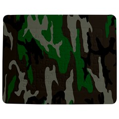 Army Green Camouflage Jigsaw Puzzle Photo Stand (rectangular)