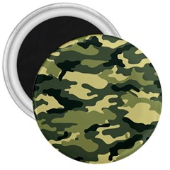 Camouflage Camo Pattern 3  Magnets