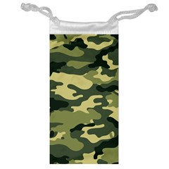 Camouflage Camo Pattern Jewelry Bag