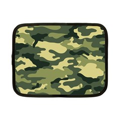 Camouflage Camo Pattern Netbook Case (small)