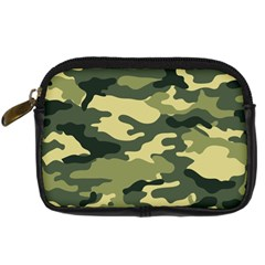 Camouflage Camo Pattern Digital Camera Cases