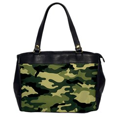 Camouflage Camo Pattern Office Handbags