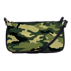 Camouflage Camo Pattern Shoulder Clutch Bags