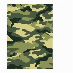 Camouflage Camo Pattern Small Garden Flag (two Sides)
