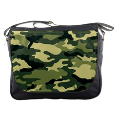 Camouflage Camo Pattern Messenger Bags