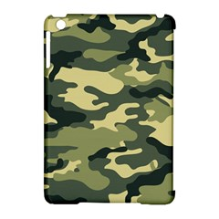 Camouflage Camo Pattern Apple iPad Mini Hardshell Case (Compatible with Smart Cover)