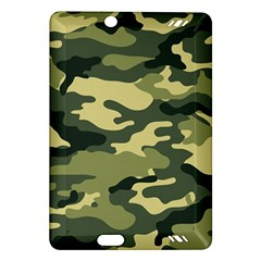 Camouflage Camo Pattern Amazon Kindle Fire HD (2013) Hardshell Case