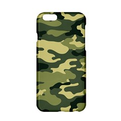 Camouflage Camo Pattern Apple iPhone 6/6S Hardshell Case